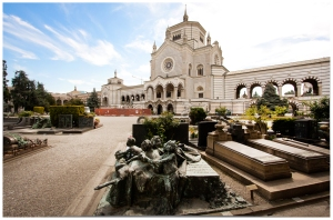 Cimitero Monumentale, Milano #1