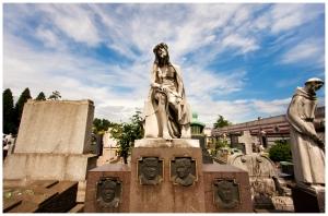 Cimitero Monumentale, Milano #3