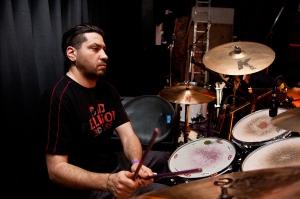 Live - Drummer #1